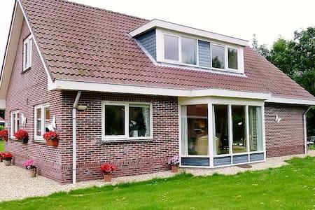 Villa Woldrust in Zeewolde, rust, ruimte, comfort! - Zeewolde - Vila