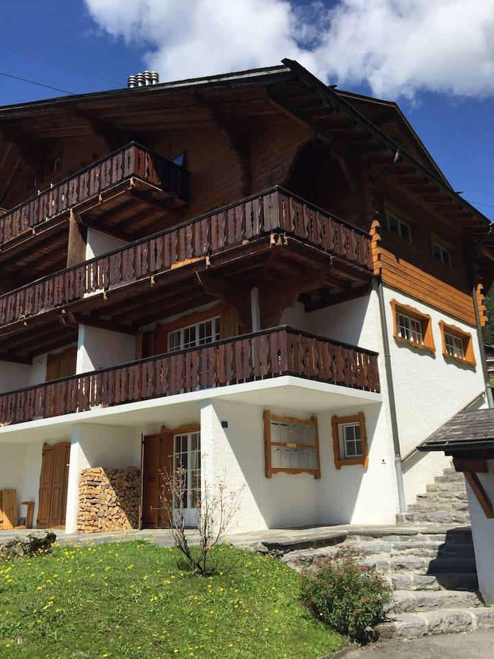 2 Bedroom apartment for ski/summer Hols
