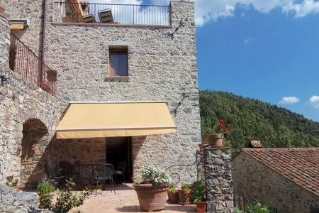Borgolecaselle - Scuola Vecchia - Tortorella - Apartmen