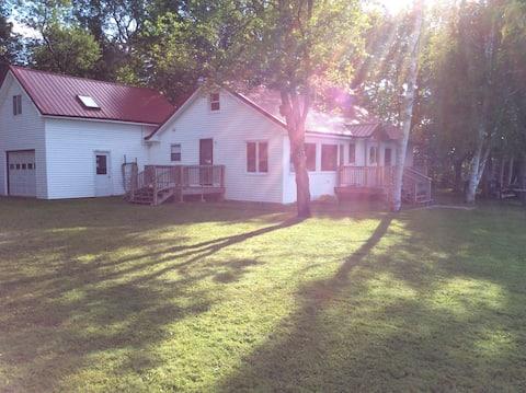 Camp Rental Madawaska Lake