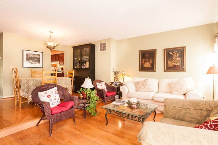 Townhome-Fairfax/Reston/Chantilly/Fair Oaks