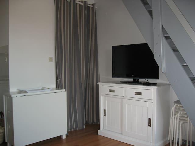 DUPLEX 2 à 4 pers. à Villers / Mer - Villers-sur-Mer - Apartment