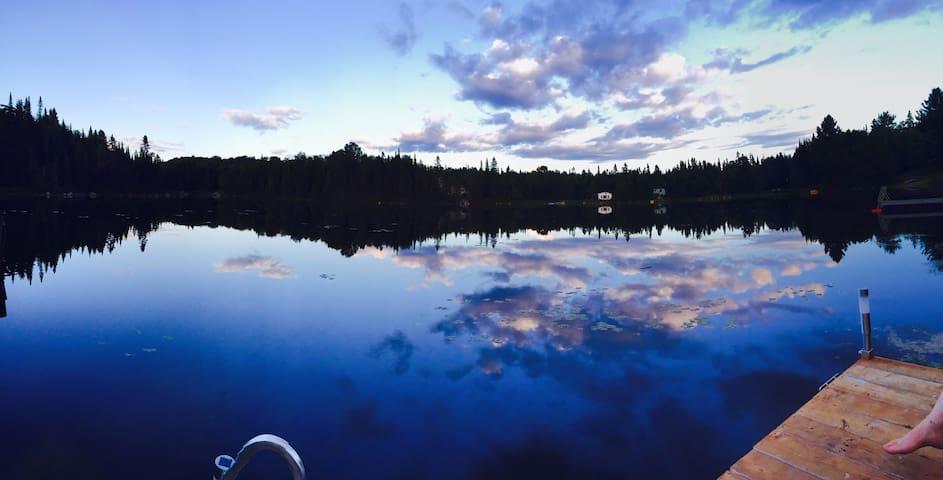 Ty-Llyn - Lakeside cosy chalet