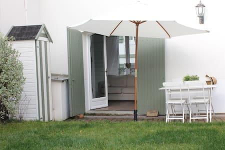 Adorable maison avec jardin et wifi - Trouville-sur-Mer - Haus