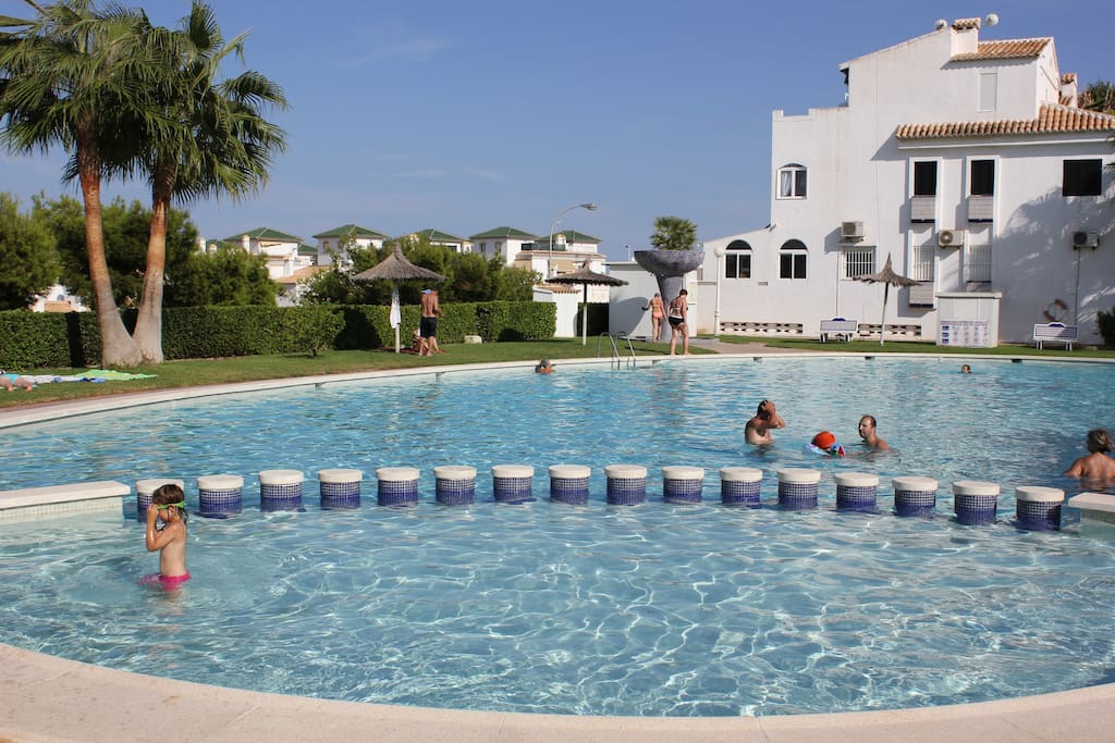 Best pool in town, lifeguard on duty from 10am till 9pm