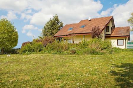 Perfekt für Besucher mit Hund - Estenfeld - Casa
