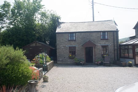 Four Star property North Wales Mountains and Coast - Conwy - Haus