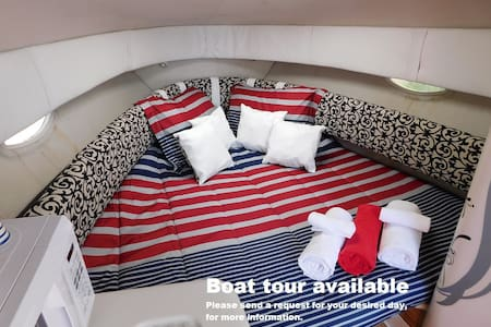 Stay in a 23' Yacht in Miami Beach