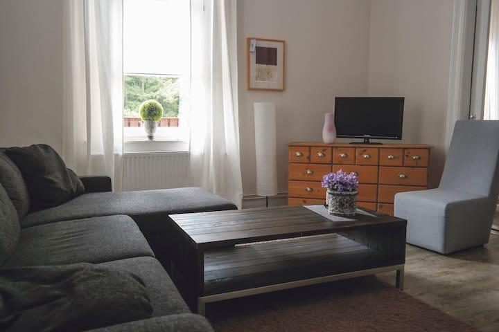 """Ferienwohnung """"Luitjens"""" - Leer (Ostfriesland) - Wohnung"""