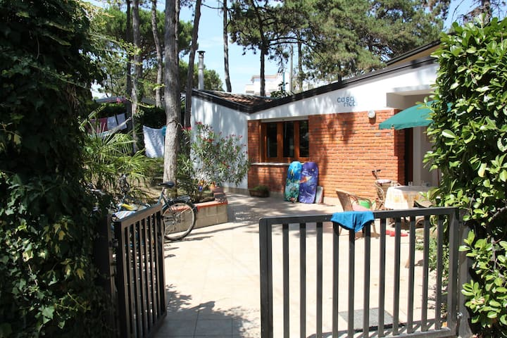 Beautiful bungalow close to the sea - Lignano Sabbiadoro - Casa
