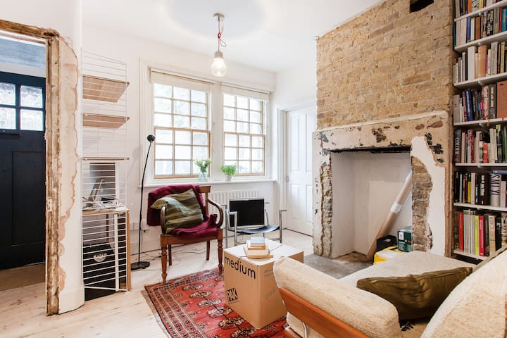 Half-Cottage near central London - London - Apartment