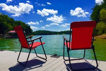 LAKEFRONT Home on Douglas Lake, TN - Sevierville - House