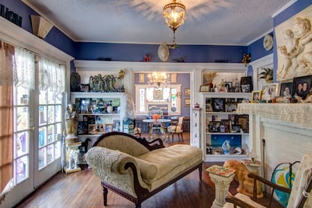 Eclectic Riverside 2 Room Suite - Jacksonville - Bed & Breakfast