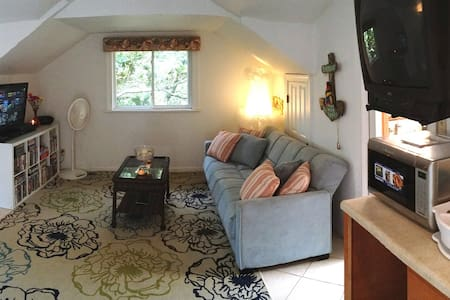 4 Minute Walk To Beach! Studio Apt! - Norfolk