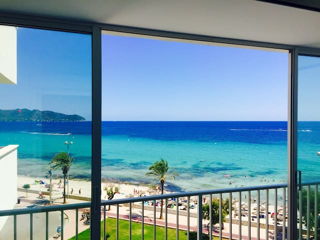 BEAUTIFUL APARTMENT WITH SEAVIEWS! - Cala Millor