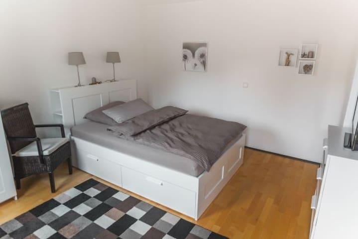 Ferienwohnung mit Balkon - Göttingen - Apartment