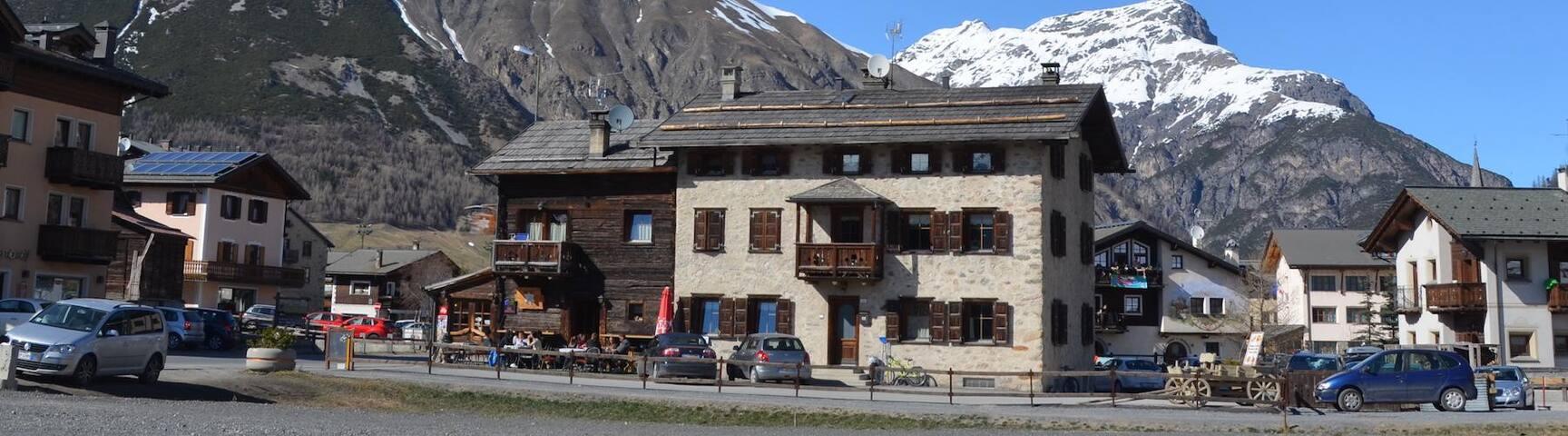 Appartamento in centro a Livigno