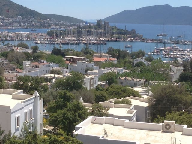 Charming & Romantic Bodrum house-:) - Bodrum - House
