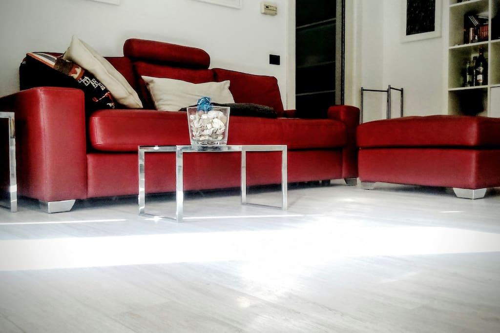 Zona Living / divano letto