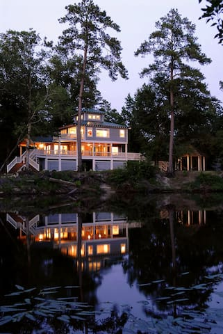 Cape Fear River Retreat - Burgaw - บ้าน