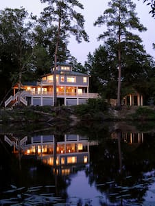 Cape Fear River Retreat - Burgaw - Talo
