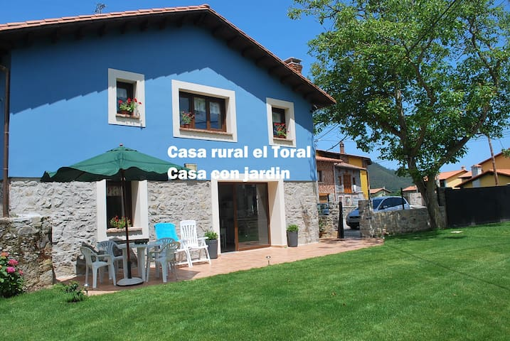 Casa de aldea Toral - Llanes - Hus