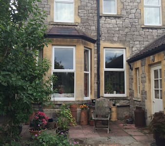 Victorian House & Wool Sanctuary S1 - Weston-super-Mare