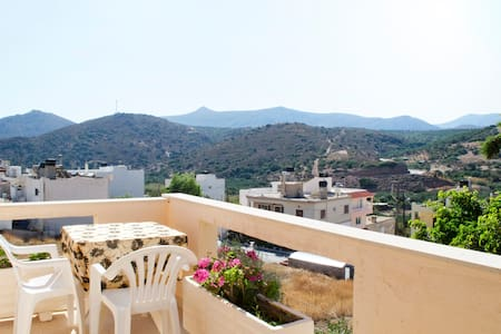 Palekastro Sitia Crete Double Room - Itanos - Bed & Breakfast