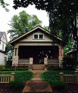 Historic  District House one bdrm - Quincy - House