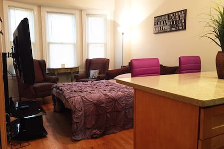 Gorgeous Mid-Market Apartment Home! - San Francisco - Appartamento