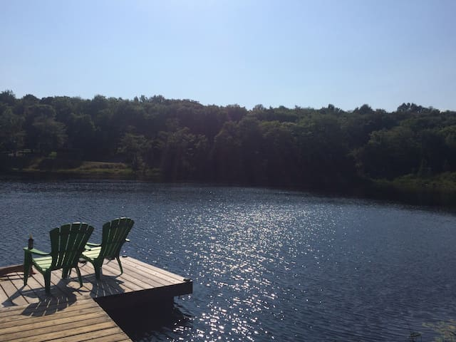 YEAR ROUND lakefront cottage - Bracebridge - Cabin