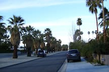 Tanquil Indian Trail in Warm Sands - Palm Springs.
