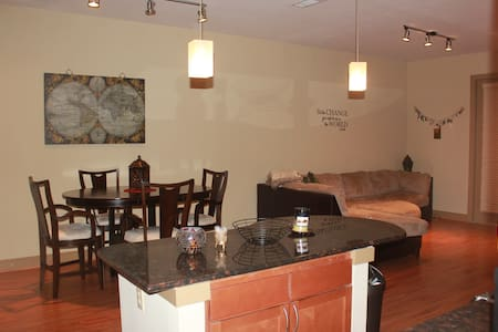 Beautiful Apt. in th eHeart of HTX!