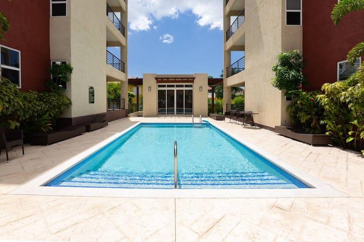 Modern Secure Duplex Apartment