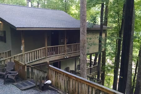 Hickory Nut Suite - Chimney Rock - Srub