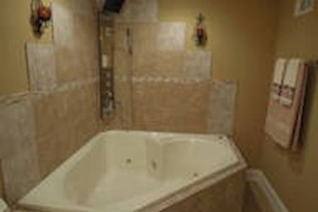 Romantic, HotTub, Wine, Candle, etc - Downers Grove - Rumah