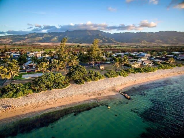 Hukilau Hale - Waialua - บ้าน