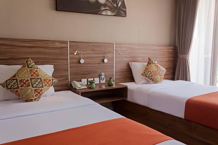 Cozy Room at Seminyak, Bali