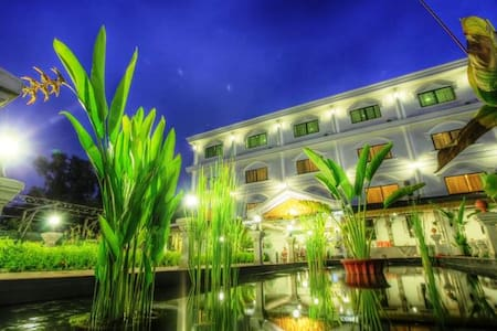Galaxy Angkor Boutique Hotel - Bed & Breakfast
