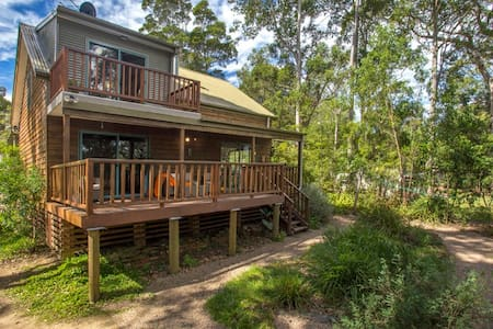 Mossy Point Bush Cottage - Mossy Point