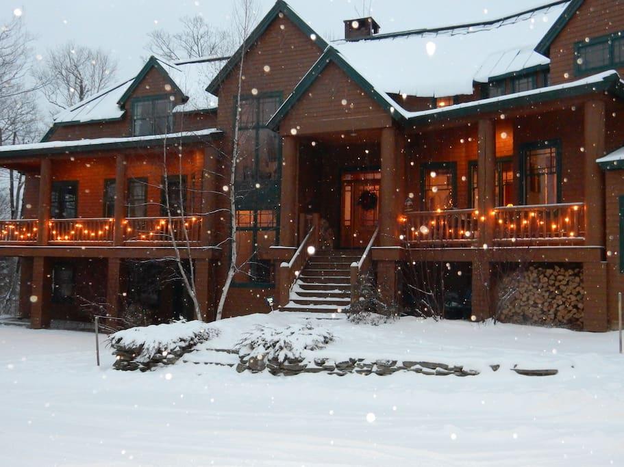Winter at Sugarloaf