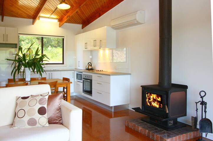 Glen Tara Cottage - Johanna Beach - Johanna - Cabin