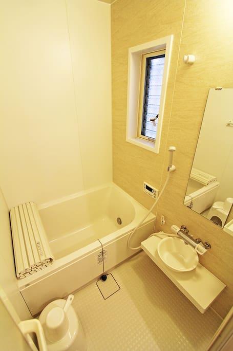 New System Bath Room.