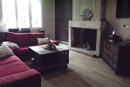 chambre avec salle de bain privée - Jarnac-Champagne - House