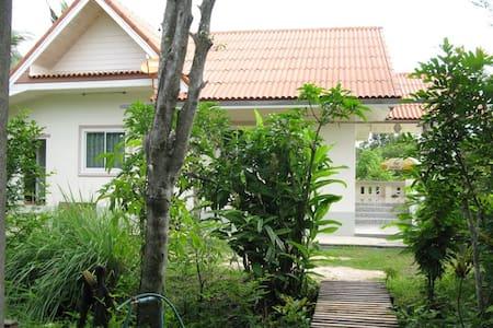 Village Life - Wat Yang Thong - San Pu Loei, Doi Saket
