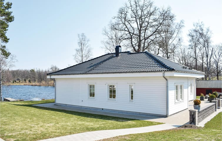 Holiday cottage with 3 bedrooms on 118m² in Åseda