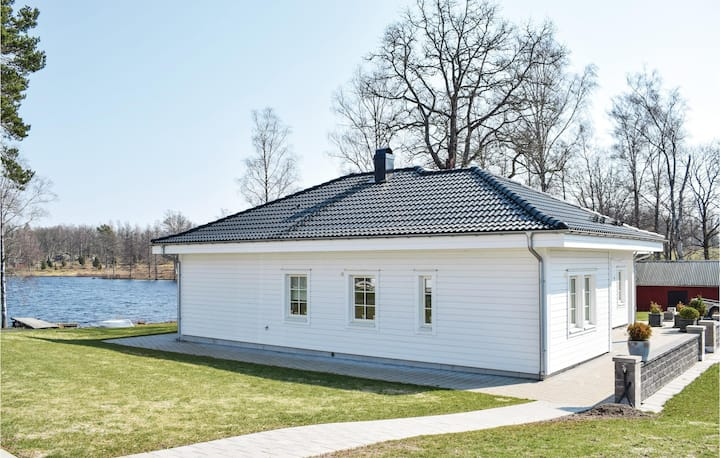 Awesome home in Åseda with WiFi and 3 Bedrooms