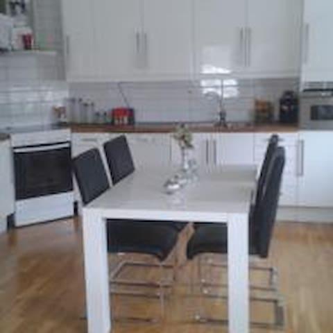 mysigt lägenhet ligger nära stranden  och  natur - Västra Götalands län - Apartamento