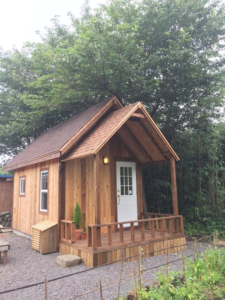 Eco Tinyhouse GoodbyePoly