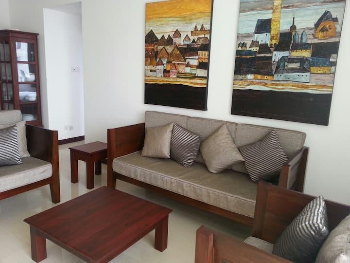 Luxury in the heart of Colombo